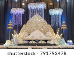 beautiful decoration wedding...