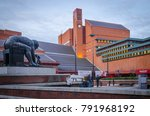 london  january  2018  the... | Shutterstock . vector #791968192
