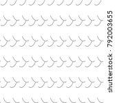 seamless geometric vector... | Shutterstock .eps vector #792003655