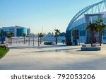 doha  qatar   january 12  the... | Shutterstock . vector #792053206