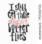i still get those stupid... | Shutterstock .eps vector #792106732