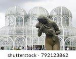 curitiba  brazil   dec 27th ... | Shutterstock . vector #792123862