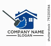 cleaning and maintenance logo...