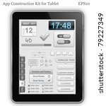 app construction kit for tablet ...
