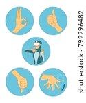 Basic Gestures Of A Scuba Dive...