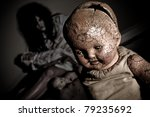 Creepy Doll With Possessed...