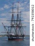 Sailing Old Ironsides