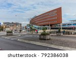 alkmaar  netherlands   january... | Shutterstock . vector #792386038