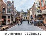 05.01.2018   alkmaar  north... | Shutterstock . vector #792388162