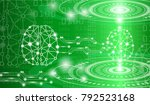 abstract background technology... | Shutterstock .eps vector #792523168