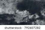 oil painting on wall canvas... | Shutterstock . vector #792607282