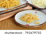 porcelain tableware image | Shutterstock . vector #792679732