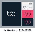 letters b b  b b joint logo...