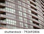 toronto  canada   january 9 ... | Shutterstock . vector #792692806