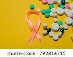 medicines and vitamins.... | Shutterstock . vector #792816715