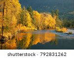 Small photo of Fall Colors on the Stillaguamish River of Washington State