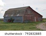 Old Barn In Kansas