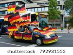 oldenburg  niedersachsen ... | Shutterstock . vector #792931552