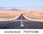 view of the b4 road between l... | Shutterstock . vector #792951088