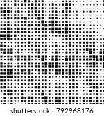 grunge background of black... | Shutterstock .eps vector #792968176
