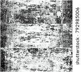 black and white grunge... | Shutterstock . vector #792985006