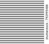 monochrome vector seamless... | Shutterstock .eps vector #792995488