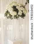 wedding decorations and details ...   Shutterstock . vector #793010452