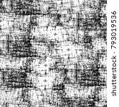 grunge texture. black and white ... | Shutterstock . vector #793019536