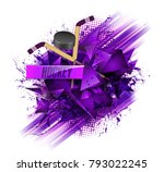 vector background with text... | Shutterstock .eps vector #793022245
