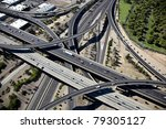 aerial view of the stack... | Shutterstock . vector #79305127
