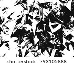 vintage pattern. abstract... | Shutterstock .eps vector #793105888