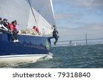 san francisco   sept 18 ... | Shutterstock . vector #79318840