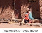 cerrillos   bolivia  august 10  ... | Shutterstock . vector #793248292