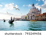 Gulls Over Grand Canal - Fine Art prints