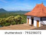 dambulla cave temple   sri...   Shutterstock . vector #793258372