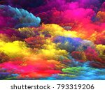 the colors in the series  fancy ... | Shutterstock . vector #793319206