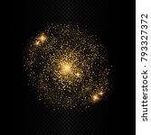 eps 10 vector abstract shiny... | Shutterstock .eps vector #793327372