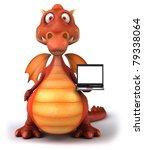 dragon   Shutterstock . vector #79338064