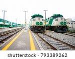 toronto   may 8  go transit... | Shutterstock . vector #793389262