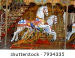 Carousel Horses In Avignon...