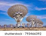 Radio Astronomy Observatory Near Socorro - Fine Art prints
