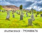 Cille Choirill Church And...