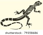 Gecko Tribal