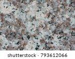 Polished Granite Texture...