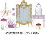 Decor Items Of Dressing Room I...