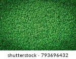 Green Grass Texture Or Green...
