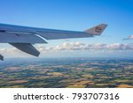 editorial use only  taking off... | Shutterstock . vector #793707316
