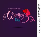 International Happy womens day 8 march