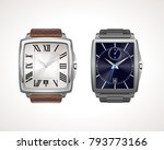 set of classic and modern mens...   Shutterstock .eps vector #793773166