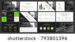 this template is the best as a... | Shutterstock .eps vector #793801396